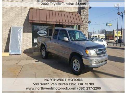 2000 Toyota Tundra for sale in Enid, OK