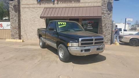 1998 Dodge Ram Pickup 1500 for sale at NORTHWEST MOTORS in Enid OK