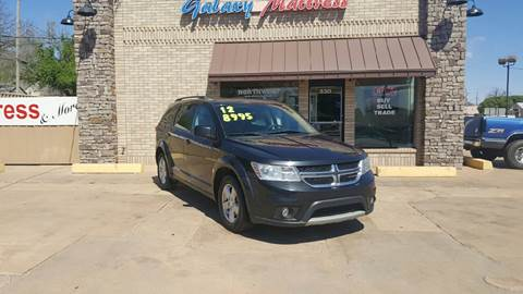 2012 Dodge Journey for sale at NORTHWEST MOTORS in Enid OK