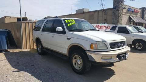 1997 Ford Expedition for sale at NORTHWEST MOTORS in Enid OK