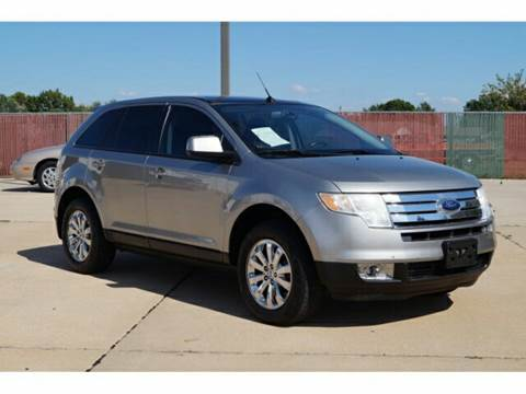 2008 Ford Edge for sale at NORTHWEST MOTORS in Enid OK