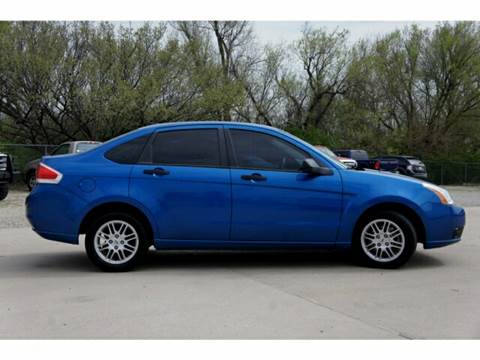 2010 Ford Focus for sale at NORTHWEST MOTORS in Enid OK
