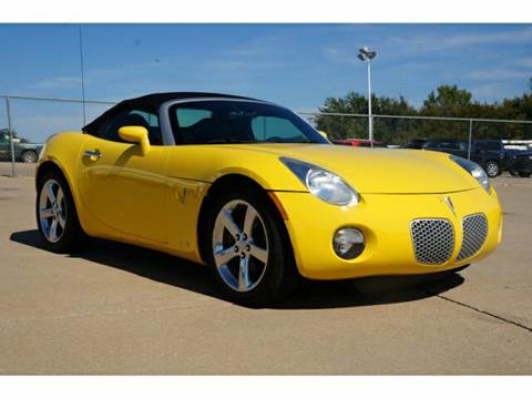 2007 Pontiac Solstice for sale at NORTHWEST MOTORS in Enid OK
