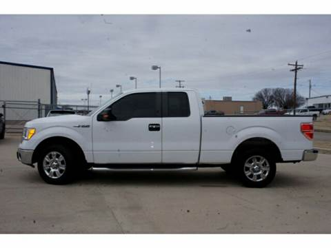 2009 Ford F-150 for sale at NORTHWEST MOTORS in Enid OK
