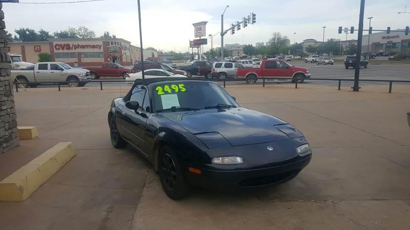 1997 Mazda MX-5 Miata for sale at NORTHWEST MOTORS in Enid OK