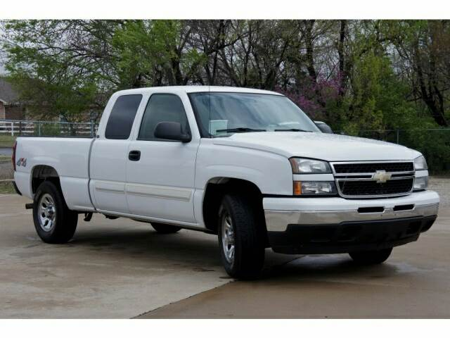 2006 chevrolet silverado 1500 lt1 4dr extended cab 4wd 6 5 ft sb in enid ok northwest motors. Black Bedroom Furniture Sets. Home Design Ideas