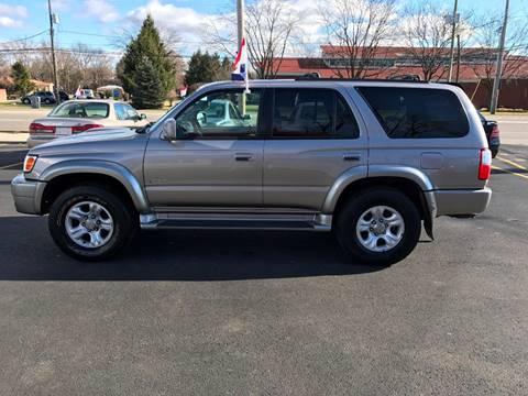 2002 Toyota 4Runner for sale in Columbus, OH