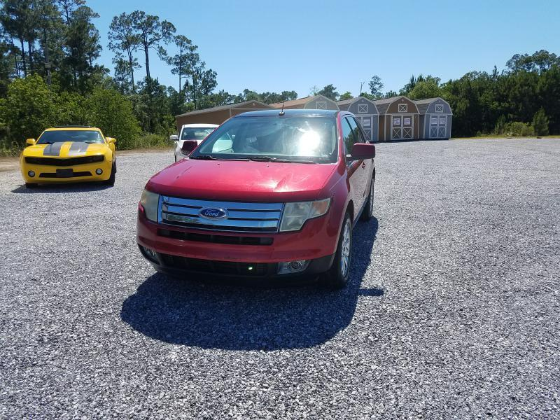 2007 Ford Edge SEL Plus 4dr SUV - Bay Saint Louis MS