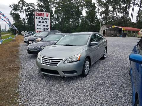 2014 Nissan Sentra for sale in Bay Saint Louis, MS
