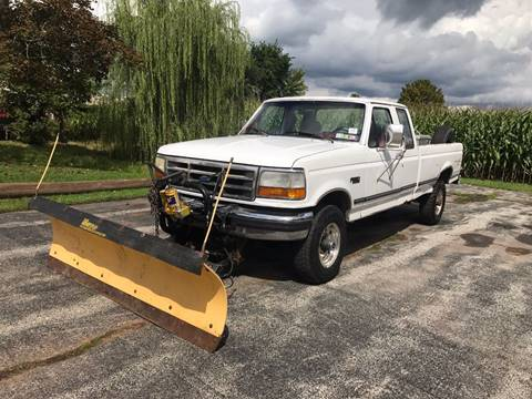 1997 Ford F-250 for sale in Dover, PA