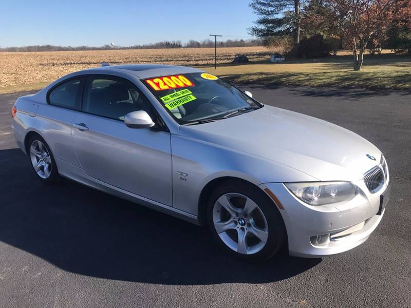 Bmw Series AWD I XDrive Dr Coupe SULEV In Dover PA - 2011 bmw 328i coupe