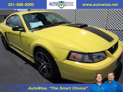 2003 Ford Mustang for sale in Melbourne FL