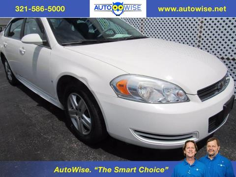 2009 Chevrolet Impala for sale in Melbourne, FL