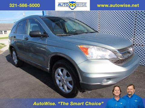 2011 Honda CR-V for sale in Melbourne FL