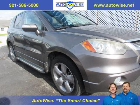 2008 Acura RDX for sale in Melbourne FL