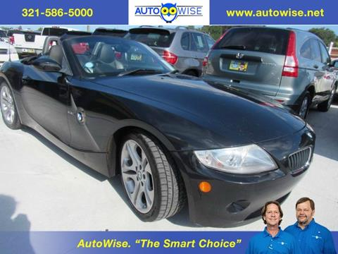 2005 BMW Z4 for sale in Melbourne, FL