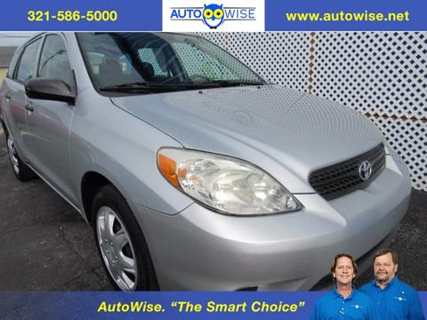 2008 Toyota Matrix for sale in Melbourne FL