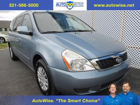 2012 Kia Sedona for sale in Melbourne, FL