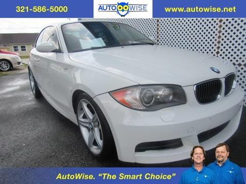 2009 BMW 1 Series for sale in Melbourne, FL