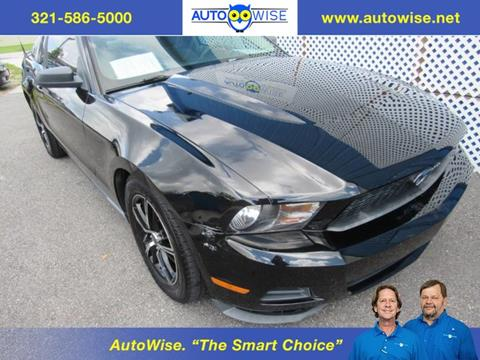 2010 Ford Mustang for sale in Melbourne, FL