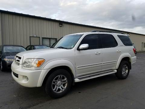 2007 Toyota Sequoia for sale in Troutdale, OR