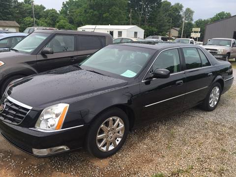 2011 Cadillac DTS for sale in Athens, TN