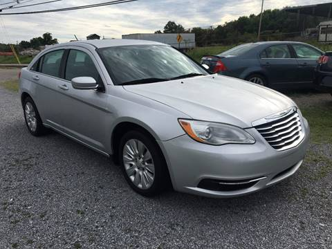 2012 Chrysler 200 for sale in Athens, TN