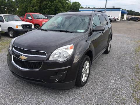2014 Chevrolet Equinox for sale in Athens, TN
