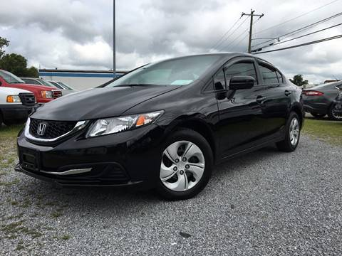 2014 Honda Civic for sale in Athens, TN