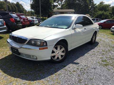 2004 Lincoln LS for sale in Athens, TN