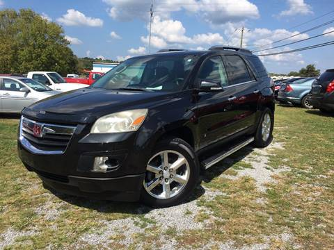 2008 Saturn Outlook for sale in Athens, TN