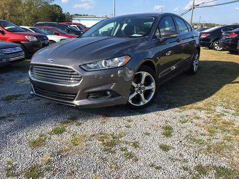 2013 Ford Fusion for sale in Athens, TN