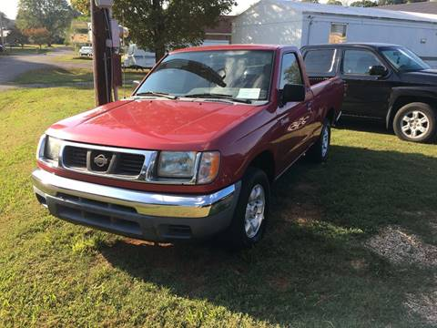 1998 Nissan Frontier for sale in Athens, TN