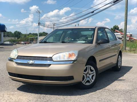 Chevrolet Malibu For Sale In Athens Tn Moses Womac