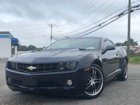 2011 Chevrolet Camaro for sale in Athens, TN