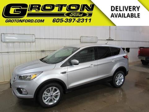 2017 Ford Escape for sale in Groton, SD