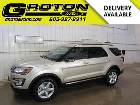 2017 Ford Explorer for sale in Groton, SD