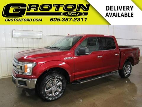 2018 Ford F-150 for sale in Groton, SD