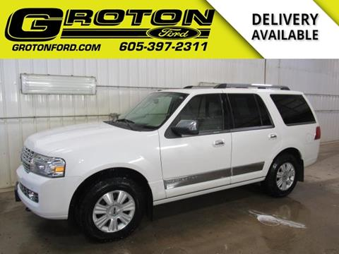 2013 Lincoln Navigator for sale in Groton, SD