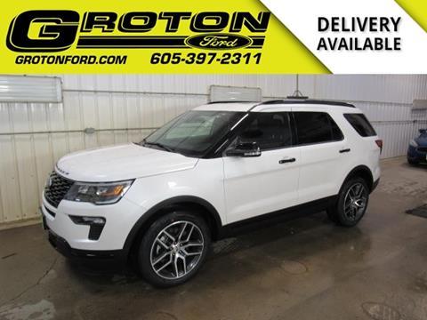 Ford Explorer For Sale In South Dakota