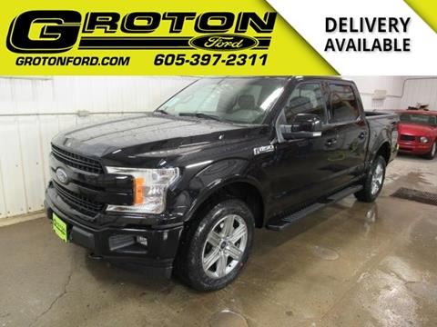 2019 Ford F-150 for sale in Groton, SD