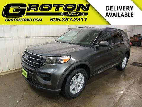 2020 Ford Explorer for sale in Groton, SD