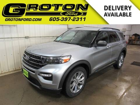 2020 Ford Explorer XLT for sale at Groton Ford in Groton SD