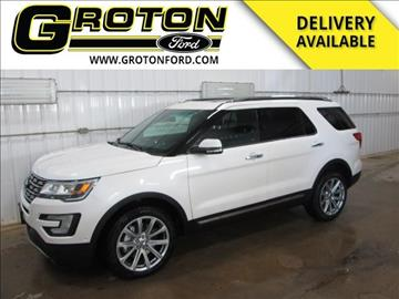 2016 Ford Explorer for sale in Groton, SD