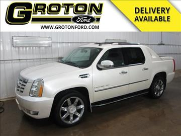 2011 Cadillac Escalade EXT for sale in Groton, SD