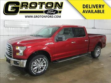 2017 Ford F-150 for sale in Groton, SD