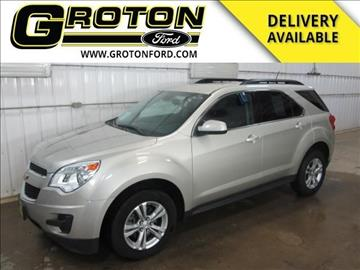 2015 Chevrolet Equinox for sale in Groton, SD