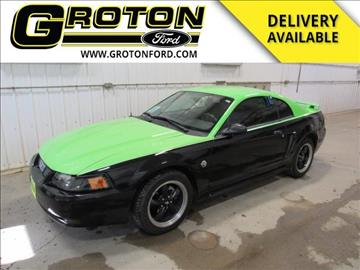 2004 Ford Mustang for sale in Groton, SD
