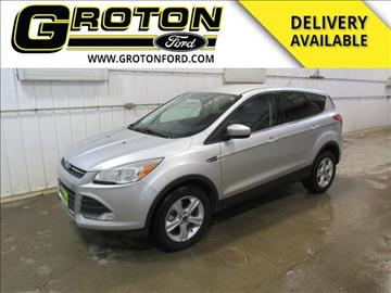 2015 Ford Escape for sale in Groton, SD