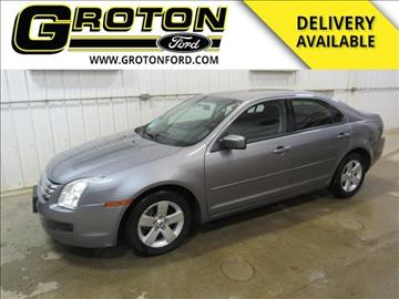 2007 Ford Fusion for sale in Groton, SD